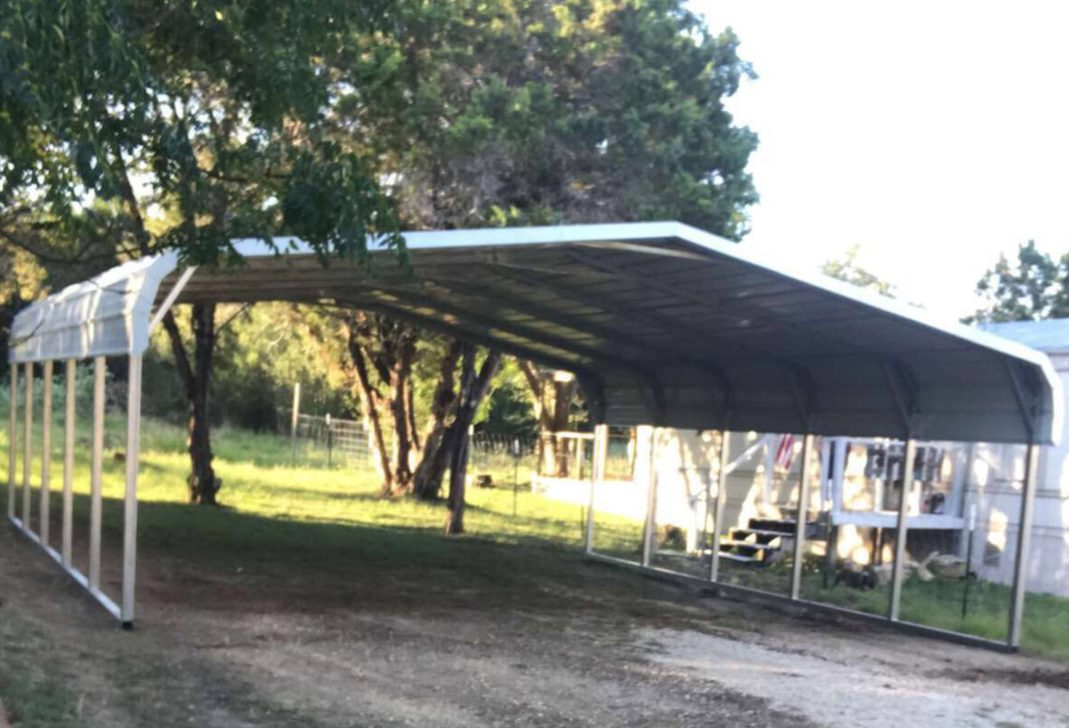 Carports Carport Outlet Texas Rv Covers Metal