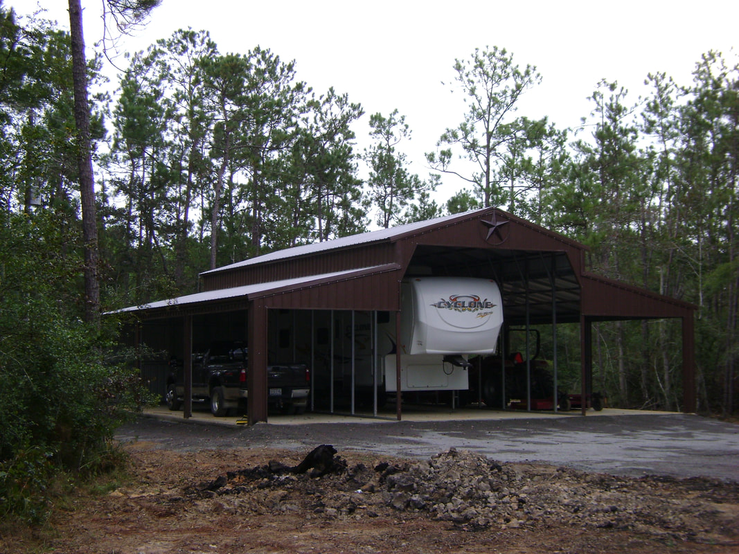 Home Carport Outlet Texas Rv Covers Metal Buildings