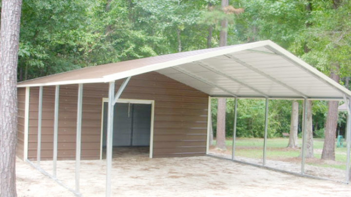 carports, RV covers, DFW